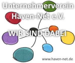 Wir sind Mitglied im Haven-Net