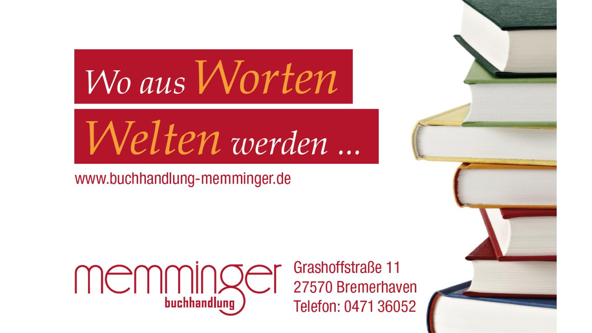 14.11.2018 Buchhandlung Memminger